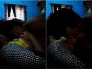 Desi Bhabhi Boobs Sucking and Fucking
