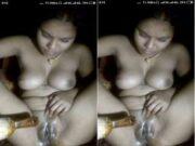 Horny Bhabhi Masturbating Part 2