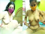 Desi Bhabhi Showing Her Boobs on Cam Show