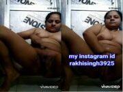 Desi Bhabhi Shaving Her Pussy