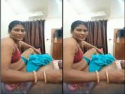 Desi Mature Bhabhi Handjob and Riddding Dick Part 3