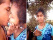 Village Lover Kissing