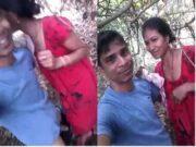 Dewar Bhabhi Out Door Romance