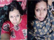 Mallu Bhabhi Showing Her Nude Body and Bathing Part 2