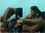Cute Lankan Girl Handjob and Fucked