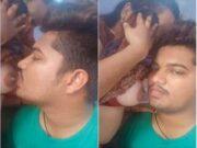 Shy Desi Girl Boob Sucking By Lover
