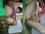 Sexy Desi Girl Showing Her Boobs and Pussy part 3