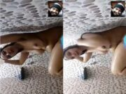 Sexy Desi Girl Showing Her Bathing On Video Call