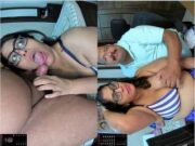 Today Exclusive- Most Demanded Cam Couple Blowjob In Live Show