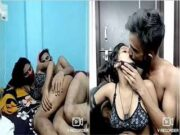 Desi Cpl Romance and Fucking on Cam Show
