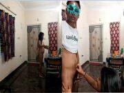 Dewar Bhabhi Bathing And Blowjob
